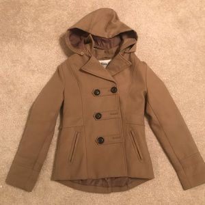 American Rag Tan Pea Coat